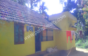 17cent land with 2 bhk house for sale in sultan bathery at 22lakh.Waya