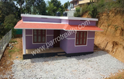 10cent land with 3bhk house (1250sqft) for sale in Kakkavayal at 40lak