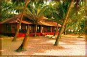 White Sand Beach Kerala