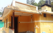 1.15acre land with 2bhk house for sale near Meenangadi.