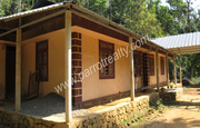 Well maintained 6acre land with 3bhk house for sale in Puthukkadu.