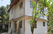 Beautifully designed two story house for sale in Old Vythiri at 28lakh