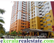 Trivandrum properties flat sale in Menamkulam Kazhakuttom