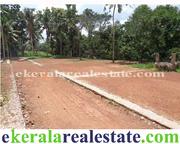 House plots at Powdikonam Sreekaryam Trivandrum for sale