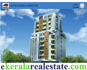 Property sale Flat near General Hospital Junction Trivandrum