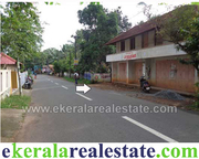 Trivandrum land and Building for sale near Vellayani