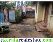 Pettah Trivandrum Land with Old House for Sale near Palkulangara