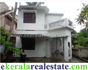 Kallattumukku near Kamaleswaram Trivandrum house for sale