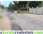 Vallakadavu near Enchakkal land for sale in trivandrum