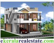 newly built villa sale near Technopark Trivandrum