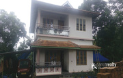 3.5acre land with 2story house for sale near mananthavady