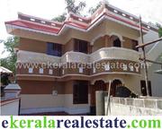 5 Cents land with new house sale near Thirumala Trivandrum