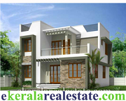 Trivandrum villa for sale near Nedumangad
