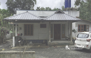 Beautiful Independent house with 18 cent land for sale in kayakkunnu.