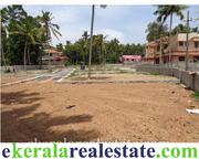 Kazhakuttom Residential plots sale trivandrum