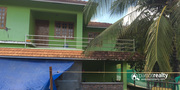 Beautifully designed two story 4bhk modern house with 15cent near bath