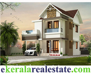 New villas at Vandithadam Thiruvallam Trivandrum