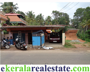 House with 2 Shops for sale thirumala trivandrum