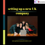 setting up a new uk company