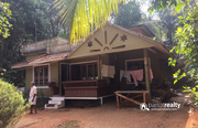 Land with House for sale in Mananthavady.wayanad