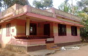 15 cent land with 3 bhk house for sale in 1nd mile near bathery