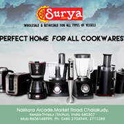 Wholesale and Retail shop for Kitchenwares