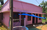 5 cent land with living quarters for sale in Panamaram at 7lakh