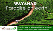 Plots for sale in Wayanad below 10 lakhs-Wayanadlinks