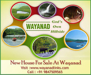 New House For Sale At Wayanad
