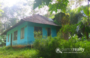 2 acre land with small House @ 36 lakh in Valad .Wayanad