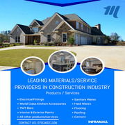 Building Materials Supply/Services in Ernakulam | Inframall