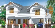 4 bhk Villa available for sale in Thrissur