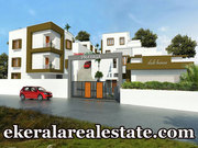 Mannanthala  55 lakhs villa for sale