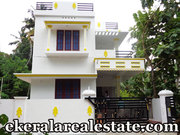 Poojappura  55 lakhs house for sale