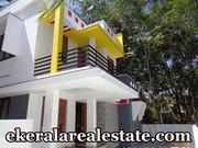 Vattiyoorkavu Trivandrum 3 bhk house for sale