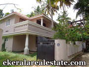 Peroorkada Trivandrum 3bhk house for sale