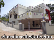 Nedumangad  6 cents 4 bhk house for sale