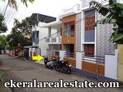 PTP Nagar Sasthamangalam 5 cents 4bhk house for sale