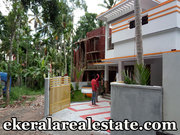 Independent villa sale at Kazhakuttom Trivandrum