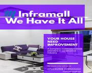 Interior Design & Construction Services in Ernakulam Kerala Inframall