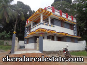 Thachottukavu Peyad Trivandrum 4cents 4bhk new villa for sale