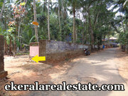 Kanjiramkulam  Trivandrum 10  cent house plot for sale