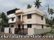 3cents land and double storied house sale at  Ulloor Trivandrum