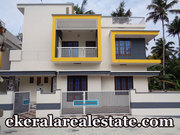 3bhk  3cents land sale at Kalady Karamana Trivandrum