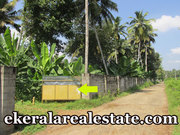 4.5 lak per cent 3acre land sale at Trivandrum Pappanamcode