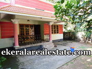 60 lakhs  8 cents land and hosue sale at Karumam Thiruvallam