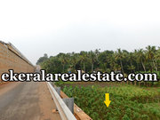 25cents land plot 15lakhs per cent sale at  Mukkola Vizhinjam