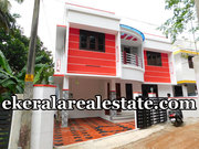 Vattiyoorkavu Kulasekharam Trivandrum 3cents 4bhk house for sale