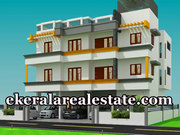 Beautiful furnished house 5000sqft sale at Thirumala Thiruvananthapura