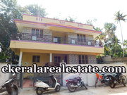 Vattiyoorkavu Trivandrum  4cents 4bhk house  for sale